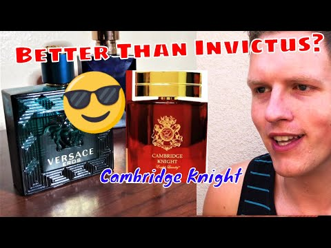 Better Than Invictus Aqua? Cambridge Knight by English Laundry (Best Unknown Scent?)