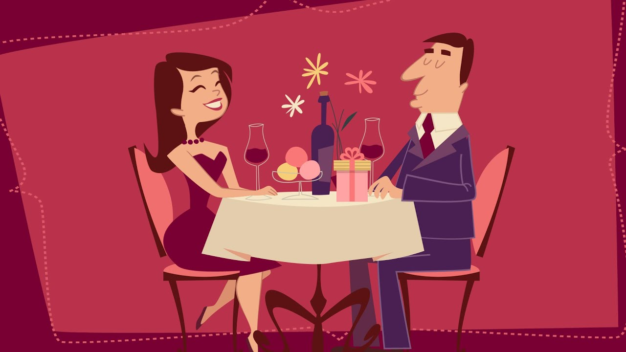 Speed dating painting