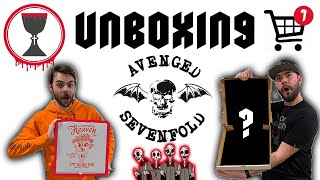 Download LITTLE PIECE OF HEAVEN VOL. 2 FROM A7X WORLD (MYSTERY ITEM INCLUDED!) AVENGED SEVENFOLD MERCH