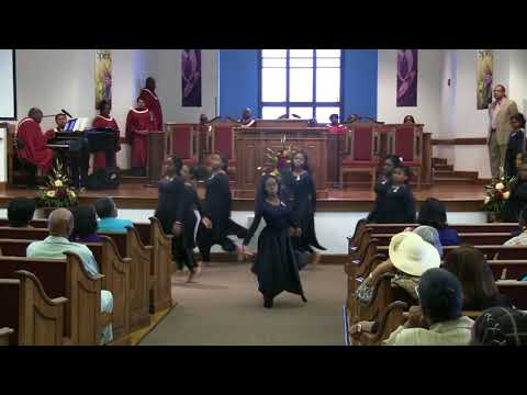 Fill Me Up/Overflow Medley - CGBC Dance Ministry