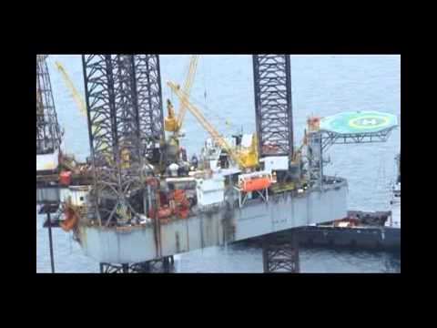 SPECIAL TV REPORT ON THE OIL AND GAS SECTOR FEATURING NESTOIL LTD & AMNI INT PETRO DEV COMPANY LTD