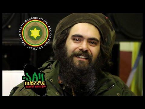 Entrevista JAH MASSIVE / AC Organic Roots (NyahbinghiDub Sound System)