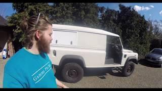 Land Rover DEFENDER Overland Conversion // Ep. 5