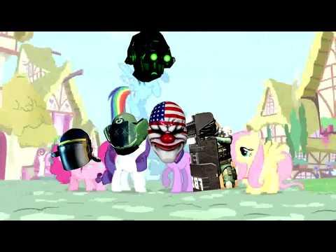 Ponyday 2 - Dallas needs a Medic Bag