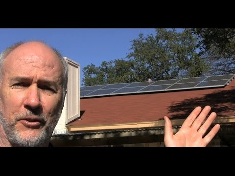 Living in a Solar Powered House- Unique Week Day 3 | EpicRev