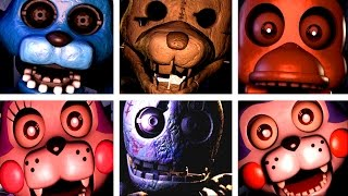 Five Nights at Candy s ALL JUMPSCARES