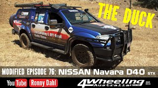 D40 Navara review, Modified episode 76