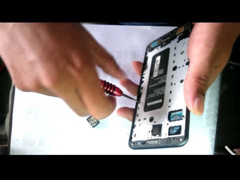 Cara Ganti Lcd Touch Screen Samsung Galaxy J7 Prime