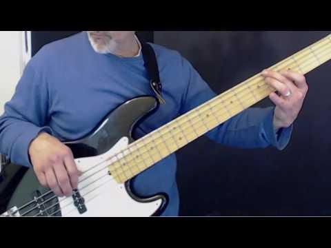God's Great Dance Floor  bass cover