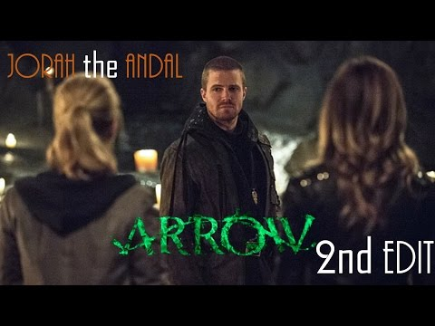 Arrow - The One I Love Suite (Olicity/Lauriver Themes) Second Edit