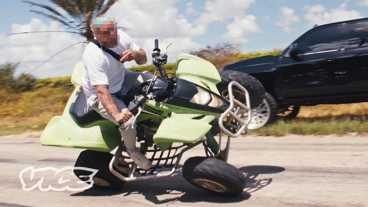 Florida's Illegal ATV Races