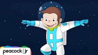 George The Space Monkey 🐵Curious George 🐵Kids Cartoon🐵Kids Movies🐵Videos for Kids