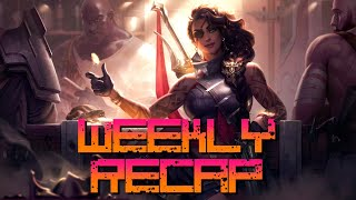 MMO Weekly Recap #422 Sept 4th – Genshin Impact Launch Date, Path of Exile Heist, LoL Samira & More!