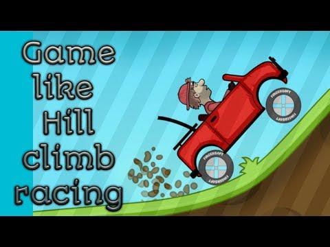 GAMES LIKE HILL CLIMB RACING