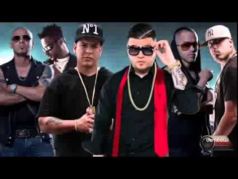 Mayor que Yo 3 - Daddy Yankee Ft Farruko, Nicky Jam, Wisin y Yandel, Tony Dize (Video Music) 2014