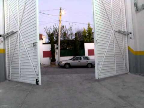Pistones hidraulicos para puertas