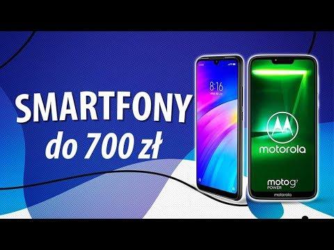 Smartfon do 700