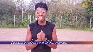 Yvelines | Des idées d'exercices sportifs à faire chez vous!
