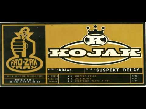Kojak - Suspekt Delay - Pro-Zak Trax - 1998