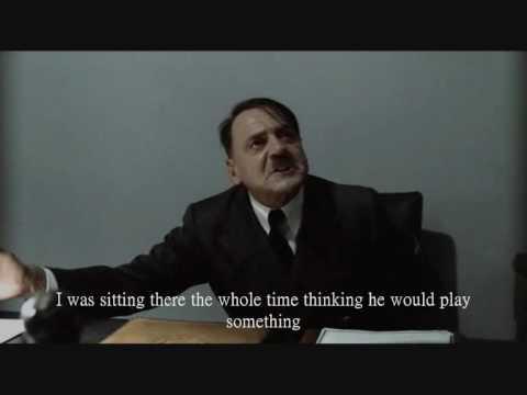 Hitler's opinion on John Cage's 4'33''