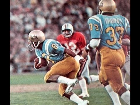 1976 Rose Bowl  UCLA vs Ohio State 2nd half