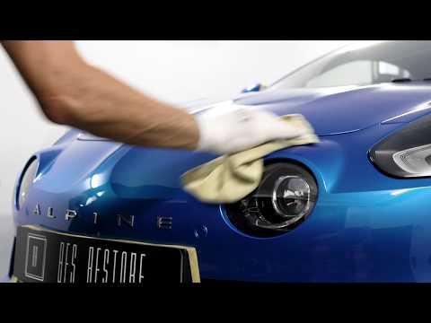 Total Detailing Professionnel / Alpine A110