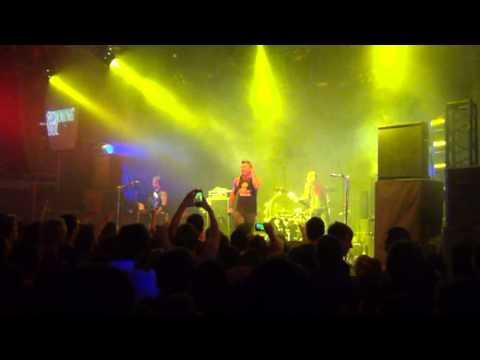 Drowning Pool - Live at Kosmonavt 15.10.2013