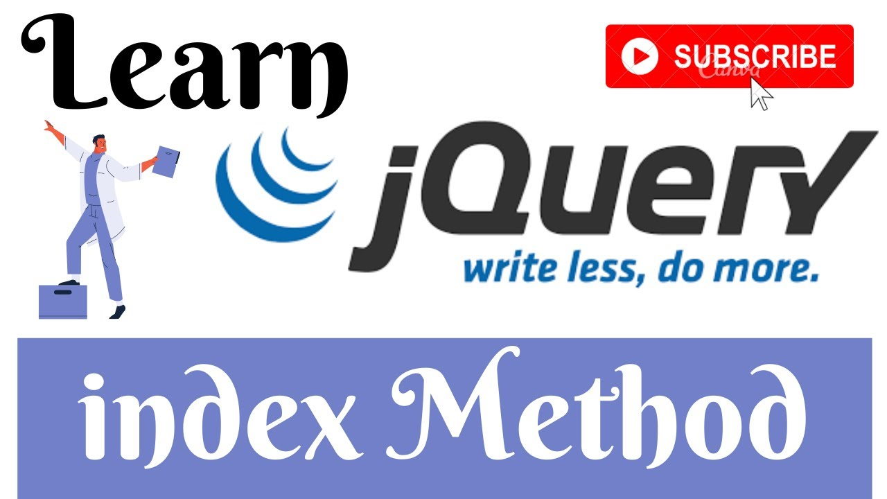 jQuery Lecture - 43 Index Method Tutorial in Hindi / Urdu