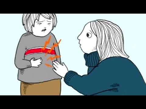 РОДИТЕЛИ ОБЯЗАНЫ ЗНАТЬ 10 СИМПТОМОВ АППЕНДИЦИТА У ДЕТЕЙ.