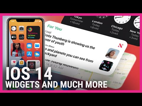 iOS 14 new features explained