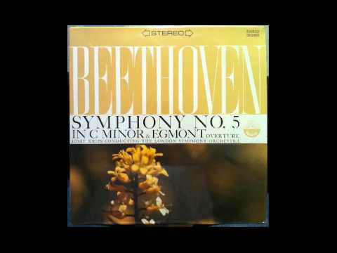 Beethoven - Symphony No. 5 in C Minor - LSO - Josef Krips 448 Hz