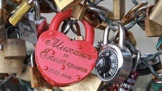 В Париже хотят убрать «Замки любви» (новости)