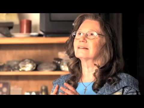 """Roberta Bassin in""""Revelation Road 2 :as  Eric Roberts'  sister  Kathy Jensen."""