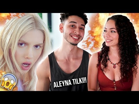 Aleyna Tilki YALNIZ ÇİÇEK ft. Emrah Karaduman TURKISH REACTION | Jay & Rengin