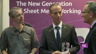 EuroBLECH 2016 in 100 seconds: The EuroBLECH Award
