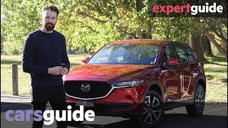 Mazda CX-5 2018 review