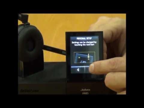 4343e33ef7c Unboxing The Jabra Pro 9470 Wireless Headset - YouTube