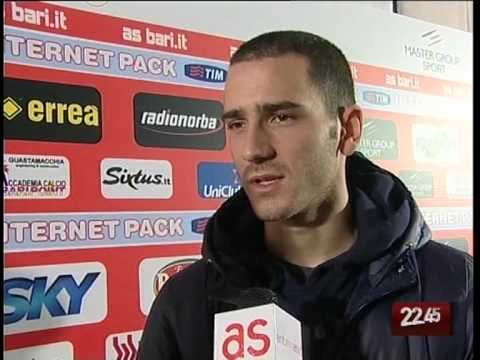 """TG 14.01.10 Bonucci aspetta la """"sua"""" Inter"""
