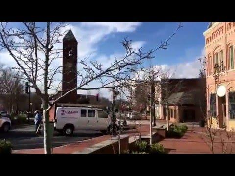 Downtown Spartanburg SC
