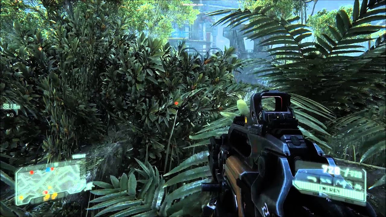 How To Make 3d Wallpaper For Pc Crysis 3 1080p Max Settings 60fps Gameplay