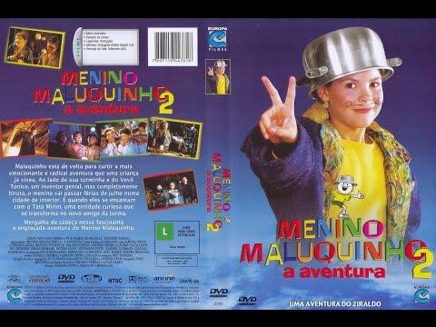 Menino Maluquinho 2 - A aventura ''1998''