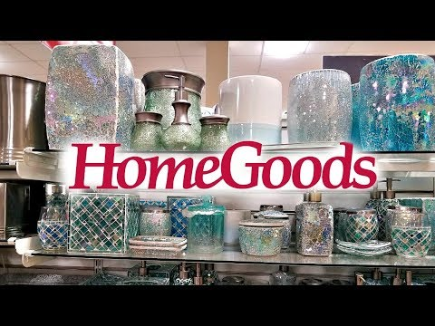 Shop WITH ME HOMEGOODS DEVI DESIGNS DKNY HOTEL BALFOUR  BATHROOM DECOR HOME IDEAS 2018