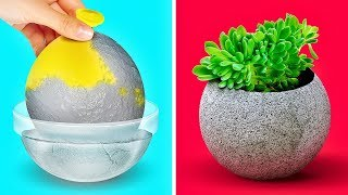 33 FANTASTIC CEMENT AND CLAY DIY IDEAS 15