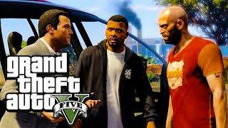 GTA 5 (PC) - Gameplay Walkthrough - Mission #24: Three