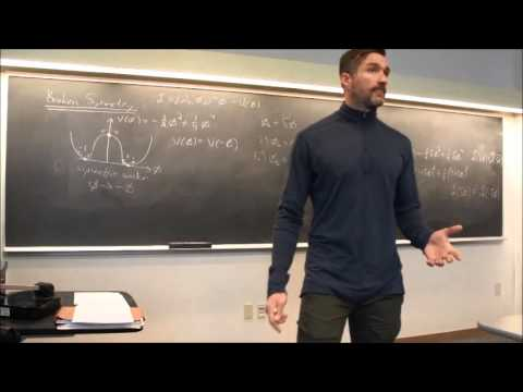 Particle Physics Topic 17:  The higgs Mechanism and Spontaneous Symmetry Breaking