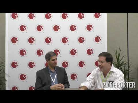 PV Reporter, David Wallace interviews Dr Jean Jacques Kiladjian ASH 2018, video 1