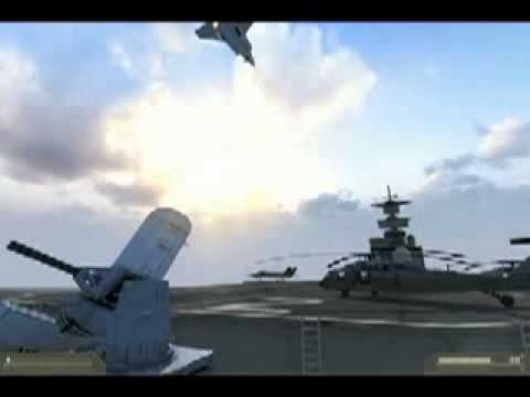 F 35 Unintended Loop Right Off The Carrier Deck During