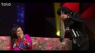 Comedy - Qasim Ibrahimi - Helal Eid Concert - TOLO TV / طنز - قسیم ابراهیمی - کنسرت هلال عید - طلوع