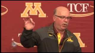 Press Conference: Kill Previews Wisconsin