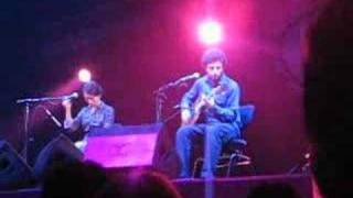 "Jose Gonzalez doing ""Smalltown Boy"" cover"